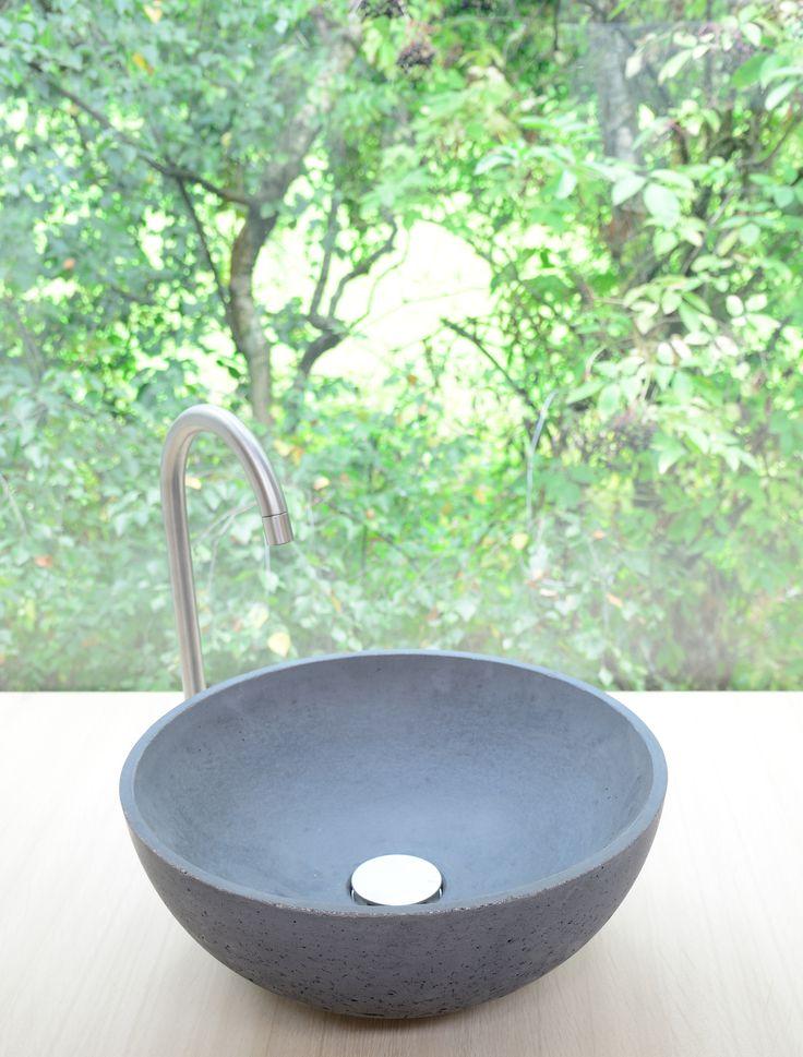 Bathroom Sinks New Zealand 17 best kast concrete basins images on pinterest | basins