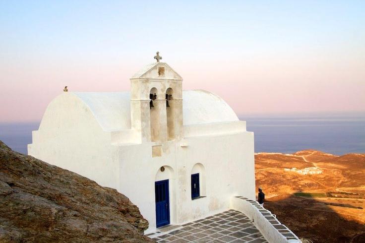 St. Jonh Theologos, Chora, Serifos, Greece