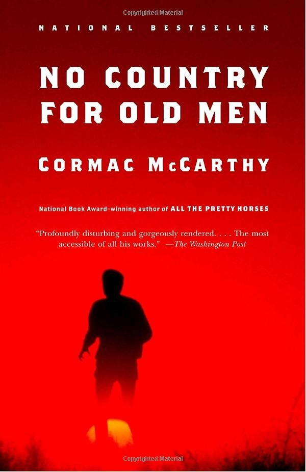 When No Country For Old Men The Book Was Made 112