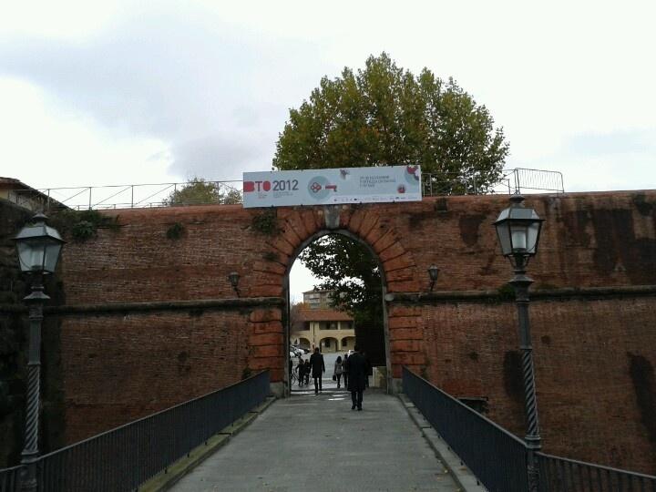 Per la prima volta nella storia @buytourism ha espugnato la Fortezza!! #BTO2012