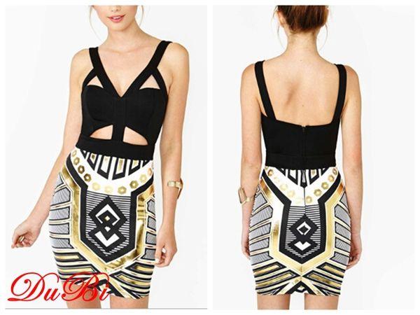 2015 последние высокое качество старый египетский спагетти ремень сексуальные платья выпускного вечера женские летние стиль вырезать outbandage платье(China (Mainland))