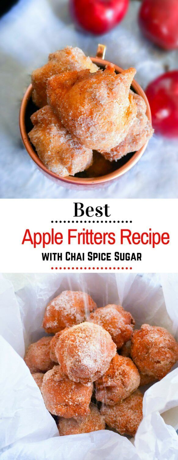 how to make the best fritter batter
