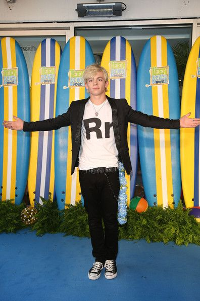 Ross Lynch Ross Lynch attends the UK screening of Disney Channel's 'Teen Beach Movie' in London.