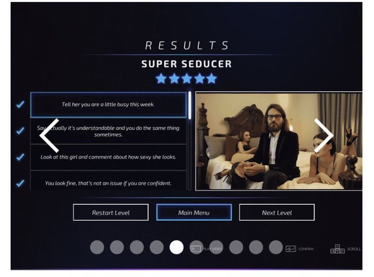 Super Seducer Is a Super Creepy Game