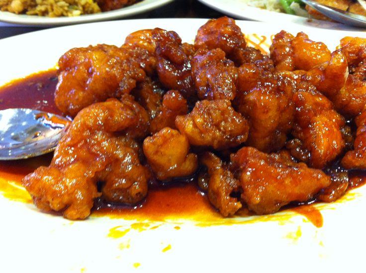 General tao chicken! | Chinese | Pinterest