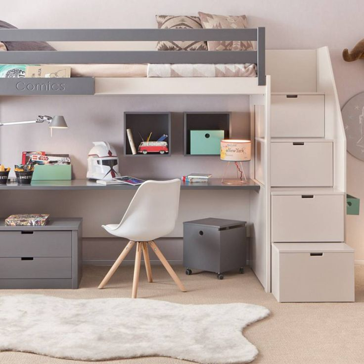 les 25 meilleures id es concernant lit mezzanine fly sur pinterest lit enfant fly lit. Black Bedroom Furniture Sets. Home Design Ideas