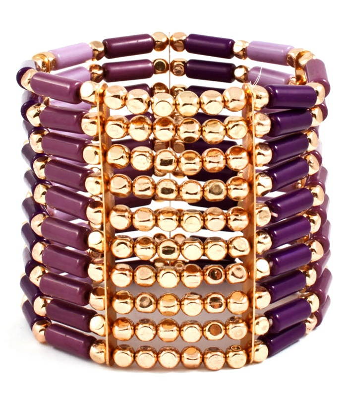 Pple Bds Bracelet