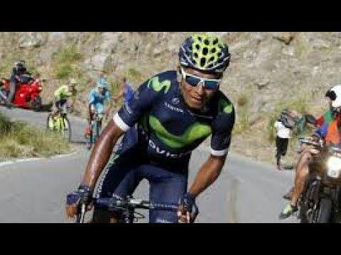 El Despertar de un Gigante... Nairo Quintana - VER VÍDEO -> http://quehubocolombia.com/el-despertar-de-un-gigante-nairo-quintana    Después de un día de crisis para el Colombiano Nairo Quintana, hoy en una demostración de grandeza y una fenomenal carrera el orgullo de Colombia llega en el segundo lugar al final de la etapa, que demostración de este hombre de lo grande que es para el ciclismo mundial, que aunque muchos lo...