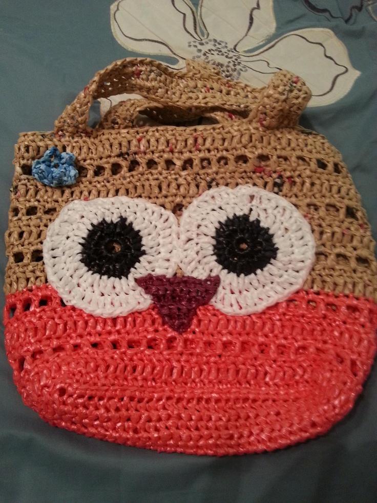 62 best Crochet Plarn images on Pinterest   Crocheting patterns ...