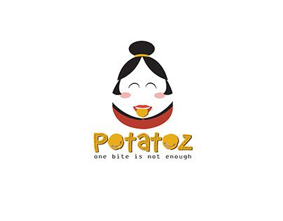 "Check out new work on my @Behance portfolio: ""Alternative Logo Potatoz"" http://be.net/gallery/48146981/Alternative-Logo-Potatoz"