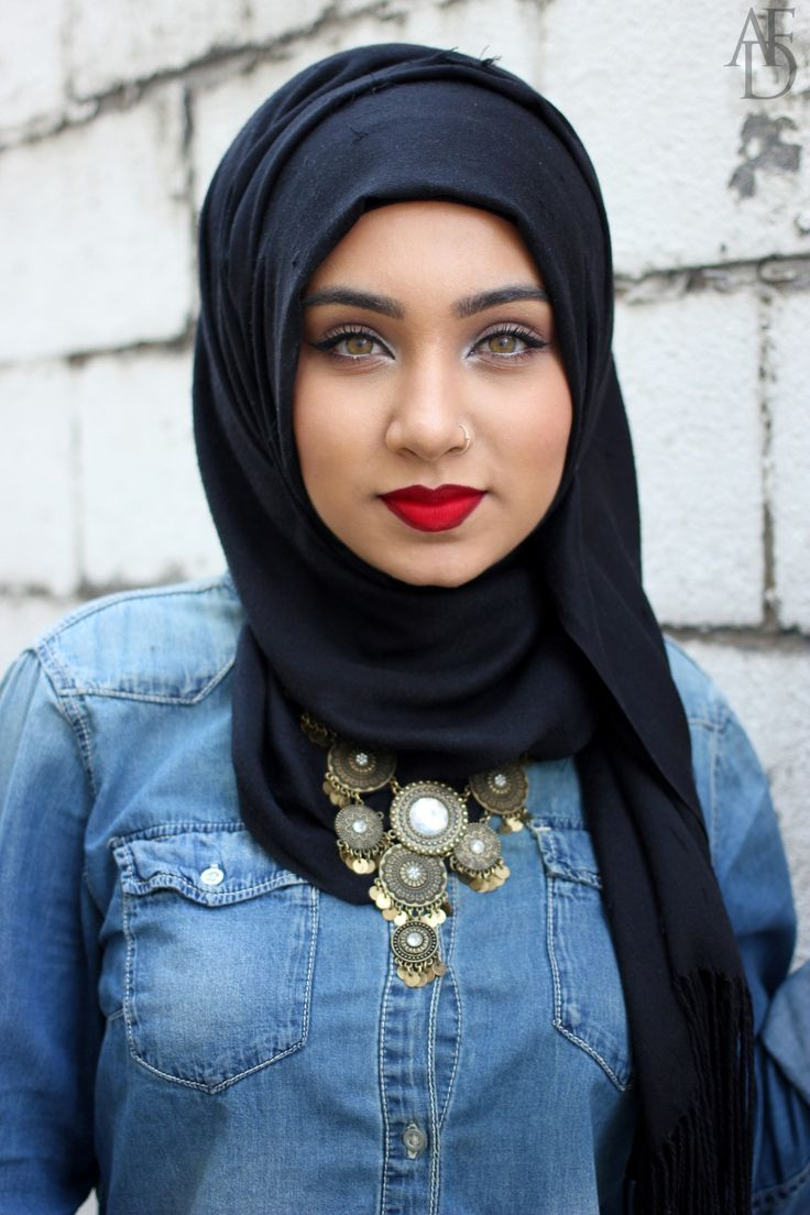 Way to rock your hijab!