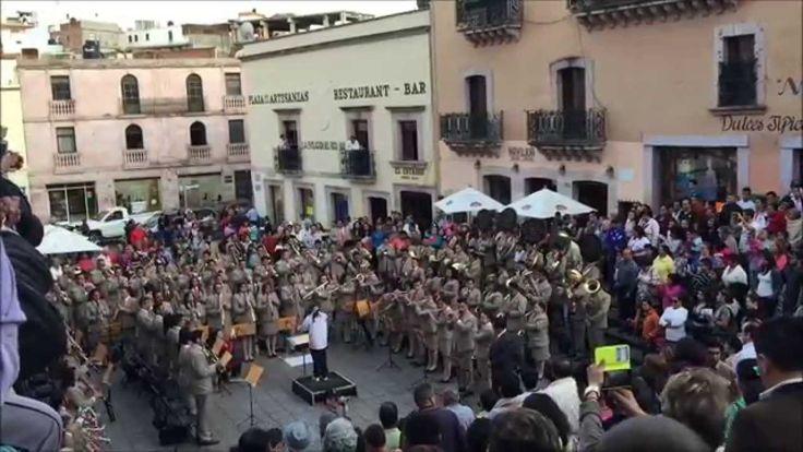 Sinfónica de Zacatecas y Acueducto