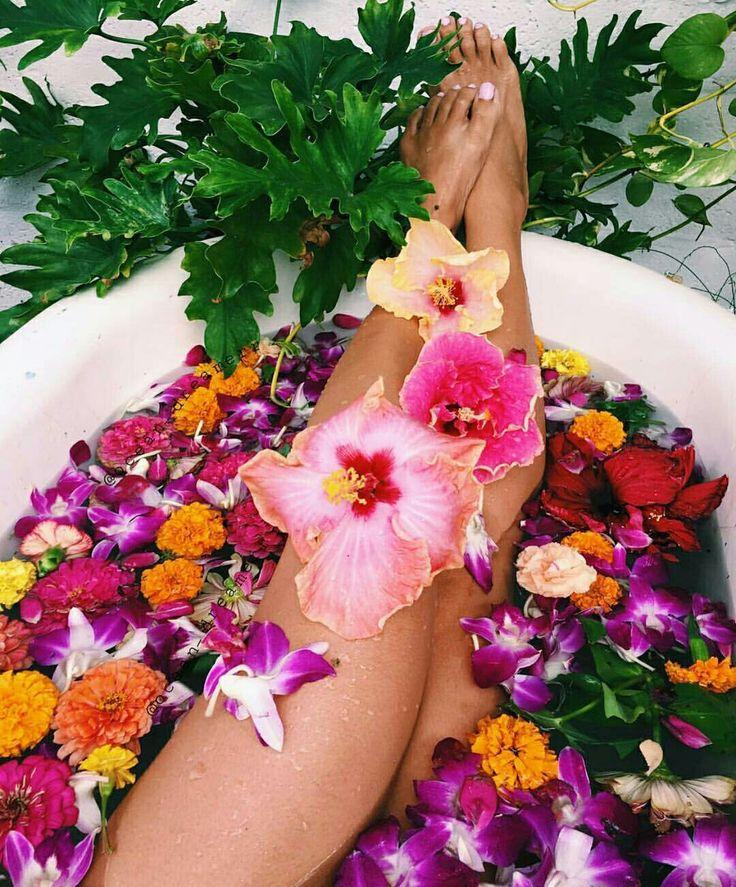 Banho de flores  @spirits.of.life