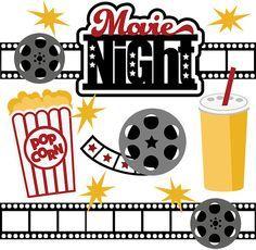7 best clip art movie night images on pinterest movie nights rh pinterest com free movie clipart images movie marquee clipart free