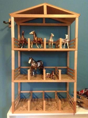 Breyer Barn Shelf