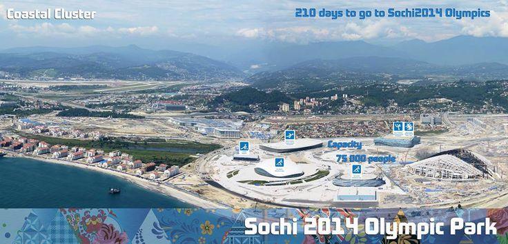Olympic Park Sochi Russia