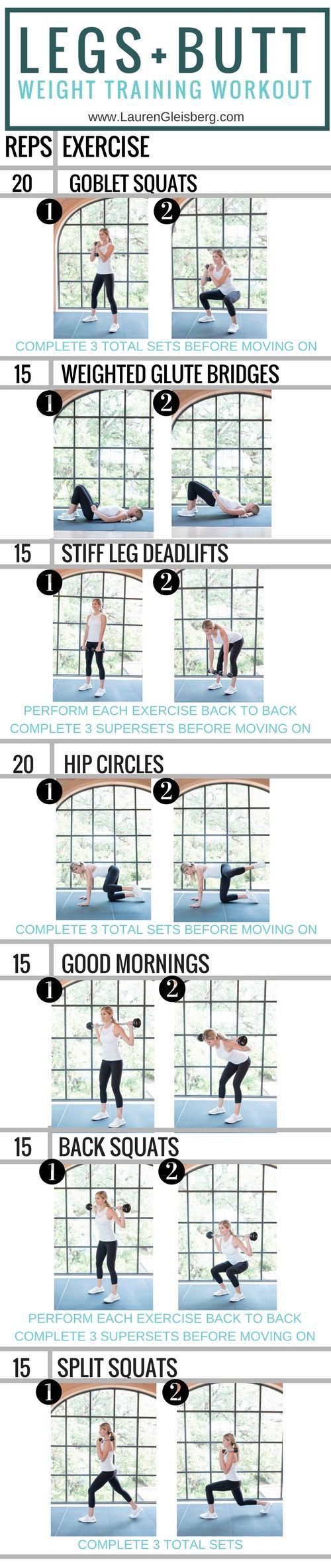 Legs and Bum Workout | Posted by: CustomWeightLossProgram.com