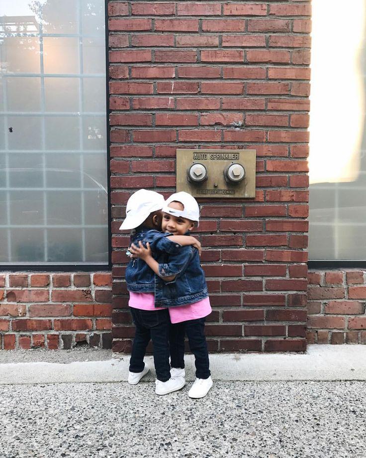 Besties For The Resties 💗 identical twin girls