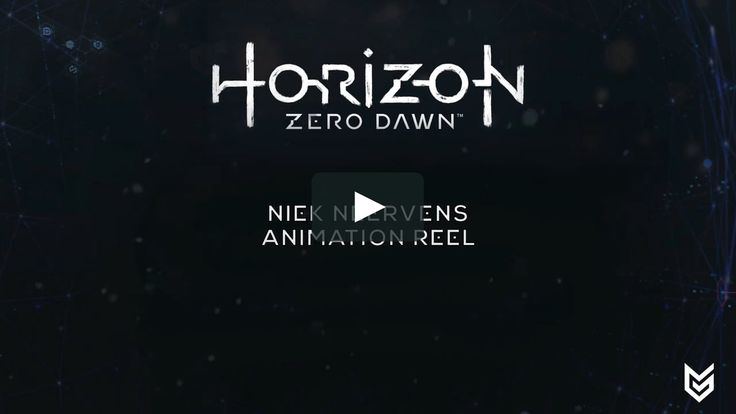 An impression on some of the animation work i did on horizon zero dawn.