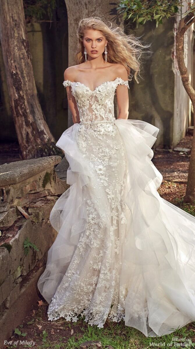 Eve Of Milady 2018 Bridal Collection Designer Wedding Dresses