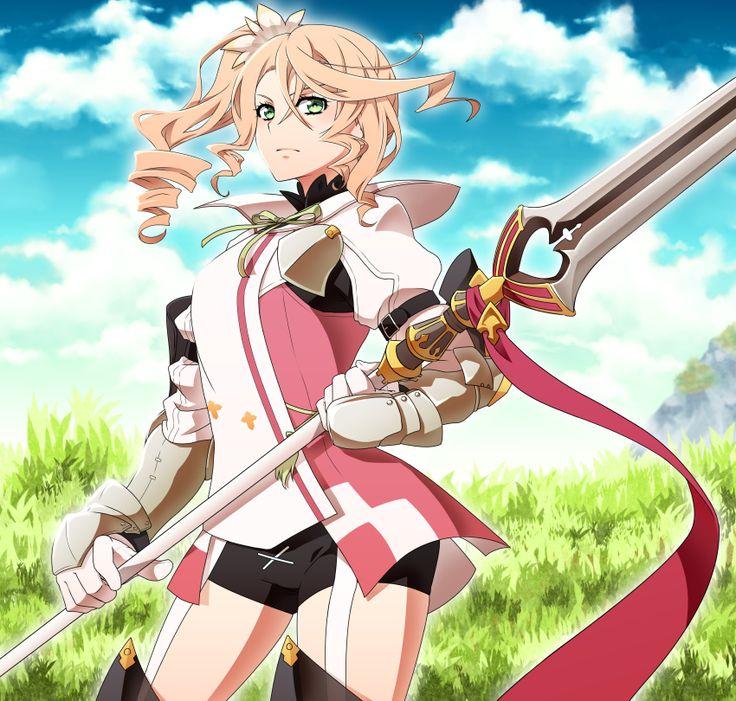 Alisha Diefda/#1732326   Tales of zestiria, Anime, Anime