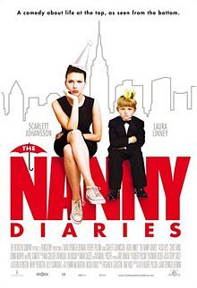 This movie escaped my mind, but Im now watching it again and again. The Nanny Diaries, what a cute movie.