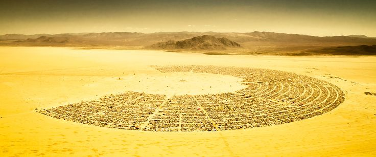 I love going to Burning Man every year. This is where I experiment with everything, and not just photography.
