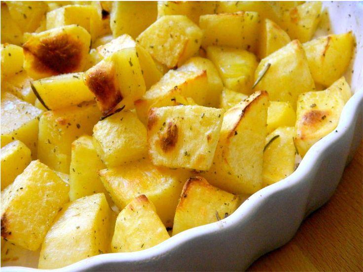 Batatas crocantes - receita rápida e simples, um clássico da cozinha italiana…