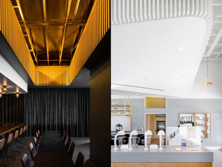 Houndstooth Coffee By Official Dallas Texas Retail Design Blog