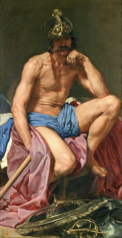 Algargos, Arte e Historia: DIEGO VELÁZQUEZ Y LA PINTURA MITOLÓGICA. Contexto histórico-artístico y análisis de sus principales cuadros.