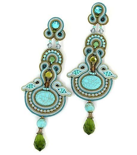 Dori Csengeri Portofino Earrings - these are a little different, but I like them.