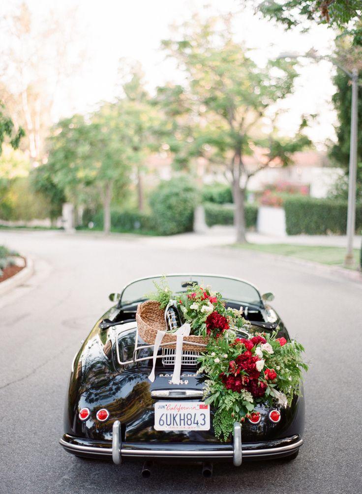 74 best Stylish Transportation images on Pinterest | Wedding car ...