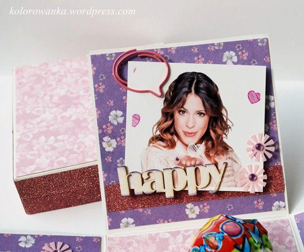 Violetta na urodziny ;-)