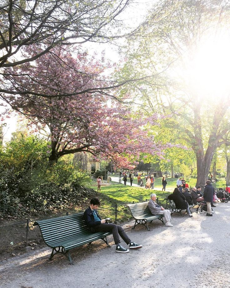 Parc Monceau, Paris ✈✈✈ Here is your chance to win a Free Roundtrip Ticket to anywhere in the world **GIVEAWAY** ✈✈✈ https://thedecisionmoment.com/free-roundtrip-tickets-giveaway/