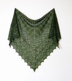 Elizabeth Shawl by Dee O'Keefe