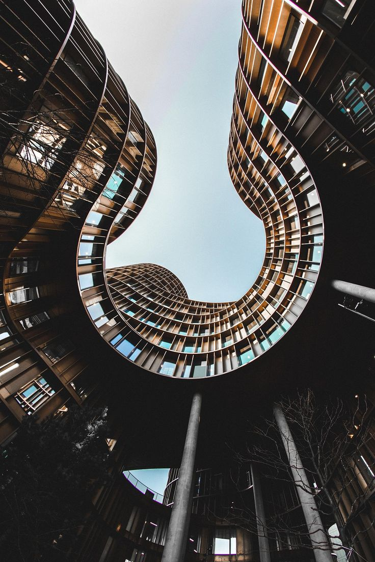 Axel Towers by Lundgaard & Tranberg [1536x1920][OC] via Classy Bro