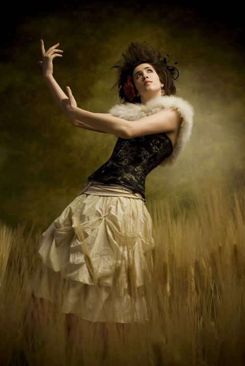 Imogen Heap, formerly Frou Frou, is one all-around artist who lives her life through music. Her voice calms my nerves and helps me focus, day to day.