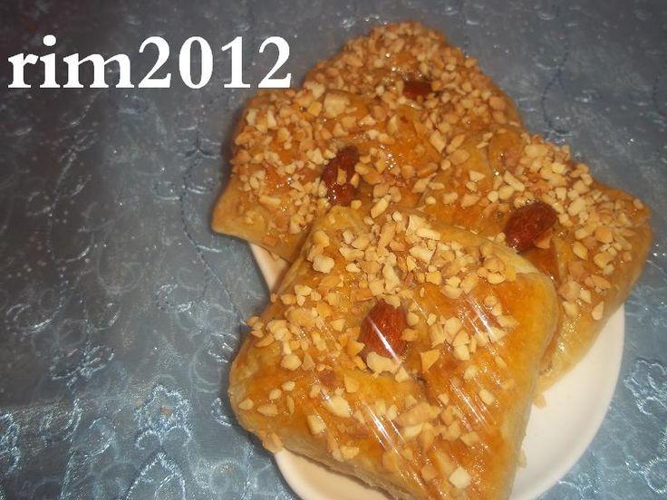 فطائر رمضانية مغربية بالصور : مالحة و حلوة | موقع بسمة، كل مايهم المرأة من أطباق و وصفات و معلومات