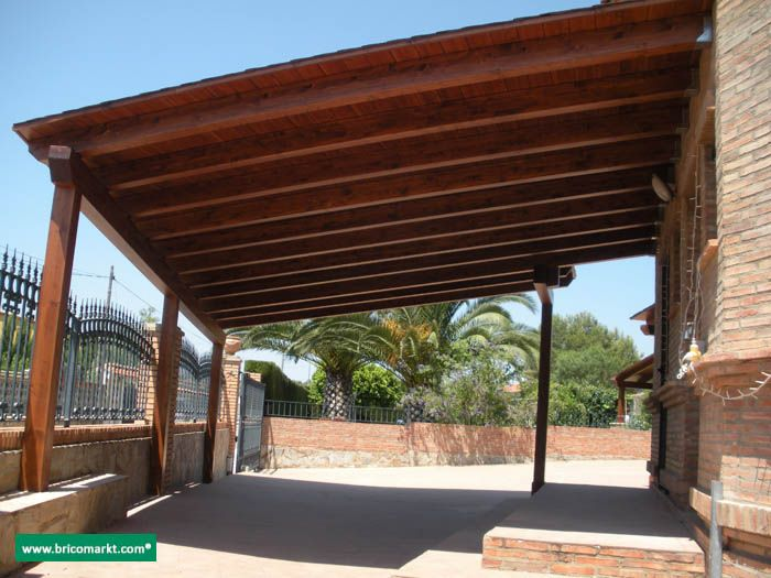 17 best ideas about pergola madera on pinterest pergolas - Listones de madera precios ...
