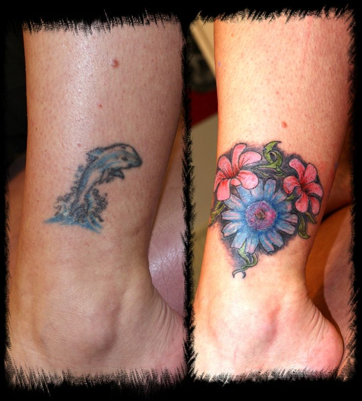 10 best tattoo cover up images on pinterest design for Ankle cover up tattoos