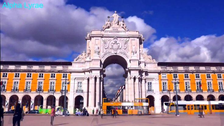 Domingo por la tarde, momento perfecto para dar un paseo virtual por la preciosa Lisboa