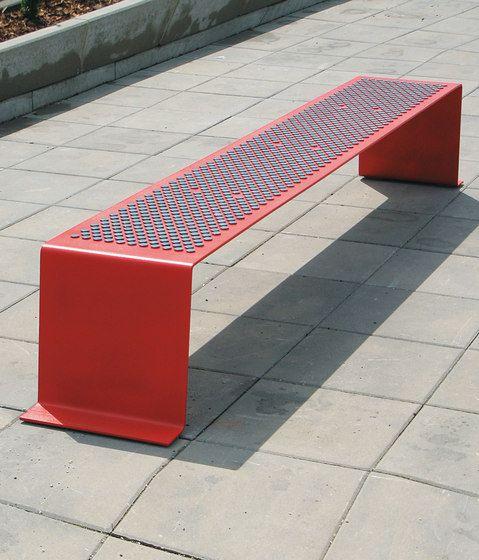 Exterior benches      sinus Park bench   mmcité. Check it on Architonic