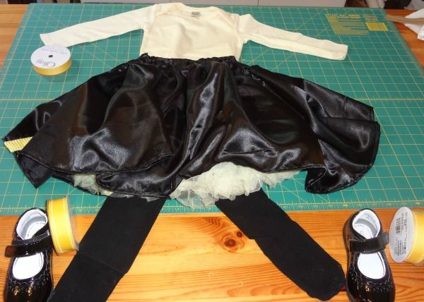 Tutorial - Wiggles 'Emma' skirt