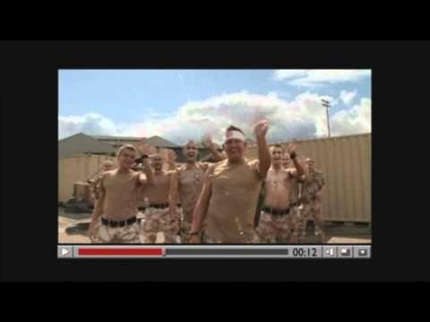 HIYA! - Gary Tank Commander - YouTube