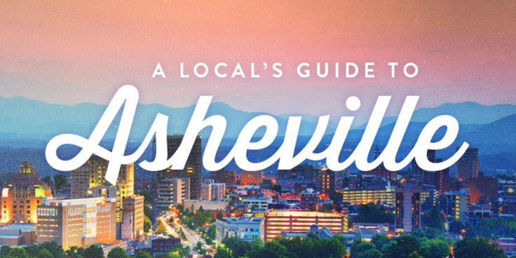 Live like a local: insider's guide to Asheville, NC | Posted on Roadtrippers.com!