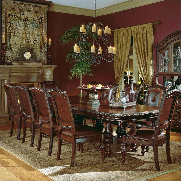 22 Best Dining Room Images On Pinterest  Dining Room Sets Dining Mesmerizing Formal Dining Room Sets Dallas Tx Design Inspiration