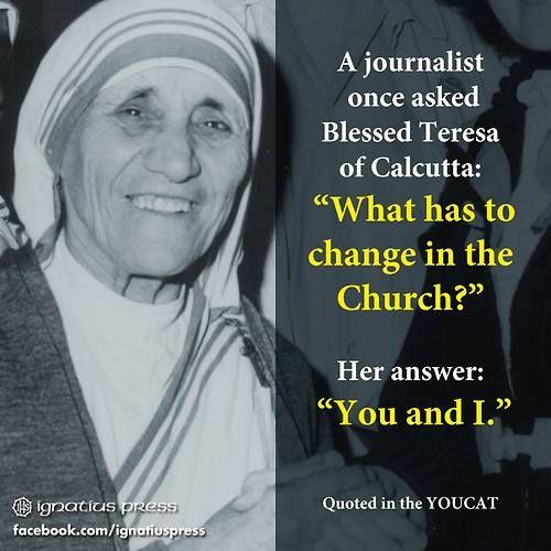 Catholic Quotes Mother Teresa: 174 Best Catholic Faith #1 Images On Pinterest