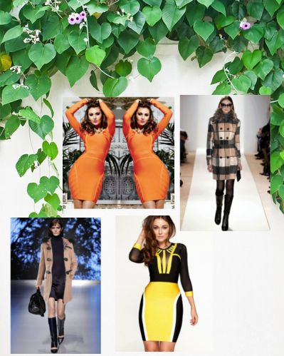 Spring fashion Styleboard at Kaboodle