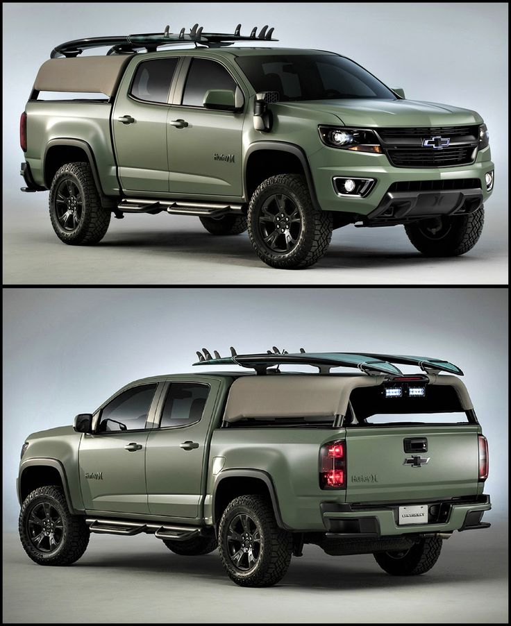 35 Best Chevrolet Colorado Images On Pinterest