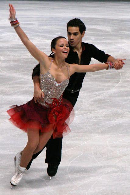 Il Rifugio degli Elfi: Pattinaggio sul ghiaccio  Anna Cappellini e  Luca Lanotte
